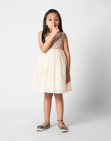 3c1a02731 Buy Fabindia Girls Clothes Online - Fabindia.com