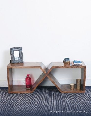 Buy Wooden Entertainment Units Online In India Fabindia Com