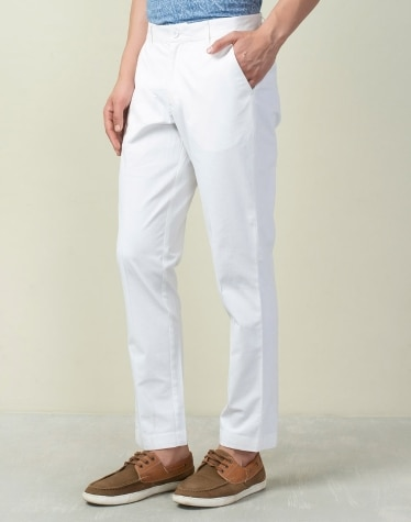 7af050400a91 Buy Men s Trousers Online - Fabindia.com
