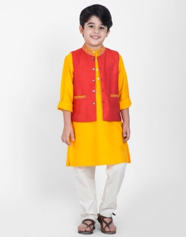 dff29c82aa Buy kids wear from fabindia malhar Collection online